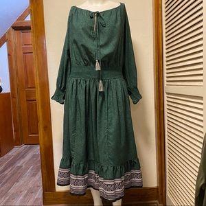 New eShatki Peasant Dress - 24W